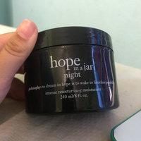 philosophy hope in a jar night intense retexturizing moisturizer uploaded by Jamie G.