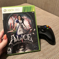 Electronic Arts Alice: Madness Returns - Xbox 360 uploaded by Amanda L.