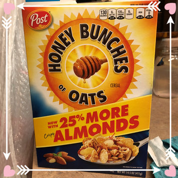 Photo of Honey Bunches of Oats with Almonds uploaded by Amelie D.