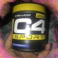 Cellucor C4 Sport Blue Raspberry Pre-Workout Powder - 30 Servings uploaded by Jesenia E.