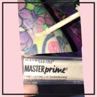 Maybelline Master Prime® Long-Lasting Eye Shadow Base uploaded by Tori B.