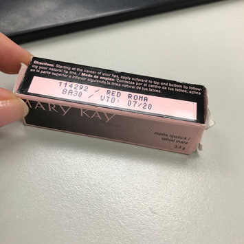 Photo of Mary Kay® Creme Lipstick uploaded by Jess P.