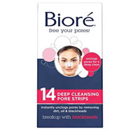 Bioré Deep Cleansing Pore Strips Combo uploaded by Kaylyn C.