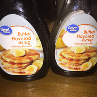 Great Value Butter Flavored Syrup uploaded by Brianna G.