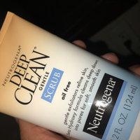 Neutrogena Deep Clean Gentle Scrub 4.2 oz uploaded by Athena G.