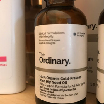 Photo of The Ordinary 100% Organic Cold-Pressed Rose Hip Seed Oil 1 oz/ 30 mL uploaded by Autumn S.