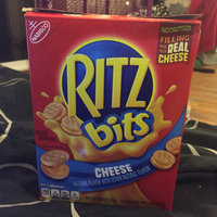Nabisco RITZ Bits Crackers Cheese uploaded by Taylor F.