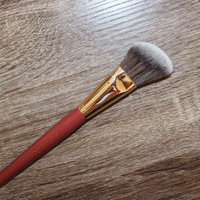SEPHORA + PANTONE UNIVERSE™ Marsala Pro Angled Blush Brush #49 uploaded by Elizabeth A.