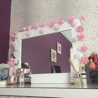 Vanity Girl Hollywood Broadway Lighted Make Up Mirror uploaded by AlishaTurvey T.
