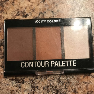 Photo of City Color Cosmetics Contour Effects Palette uploaded by Ebony H.