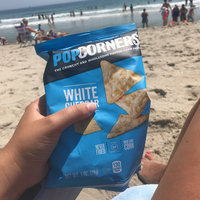 PopCorners Popped Corn Chips White Cheddar uploaded by Alexa M.