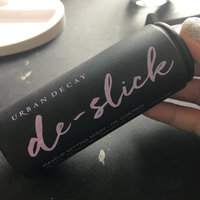 Urban Decay De-slick Oil Control Makeup Setting Spray uploaded by Ninonchka R.