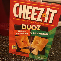 Cheez-It Duoz™ Sharp Cheddar and Parmesan uploaded by Kelsey F.