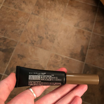 Photo of Maybelline TattooStudio™ Waterproof Eyebrow Gel uploaded by lynlee d.