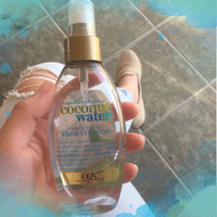 OGX® Coconut Water Weightless Hydration Oil uploaded by Melissa S.