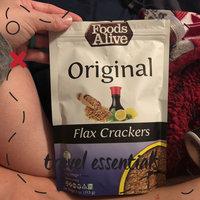 Foods Alive Regular Golden Flax Crackers, 4 oz - 1 ct. uploaded by Brittney B.