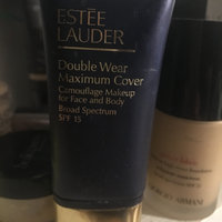 Estée Lauder Double Wear Maximum Cover Camouflage Makeup for Face and Body SPF 15 uploaded by Tiffany R.