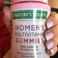 Optimal Solutions Women's Raspberry Multivitamin Gummies - 80 Count uploaded by Mechel P.