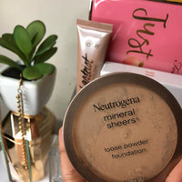 Neutrogena® Mineral Sheers Loose Powder Foundation uploaded by Yana S.