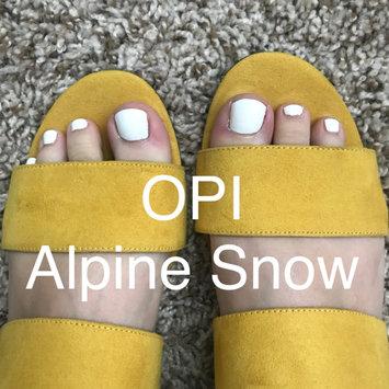 Photo of OPI Nail Polish, Alpine Snow, 0.5 fl. oz. uploaded by Courtney A.