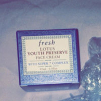 fresh Lotus Youth Preserve Face Cream uploaded by Abigail B.