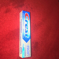 Crest Baking Soda & Peroxide Whitening Toothpaste With Tartar Protection uploaded by Lissette W.