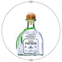 Patrón Tequila Silver uploaded by Jeniffer B.