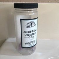 Village Naturals Therapy Restless Nights Mineral Bath Soak 20oz uploaded by Donna M.
