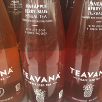 Teavana® Pineapple Berry Blue Iced Herbal Tea 14.5 fl. oz. Glass Bottle uploaded by Jay S.