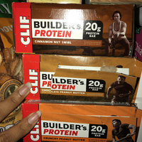 Clif Builder's Chocolate Peanut Butter uploaded by Kimberly N.