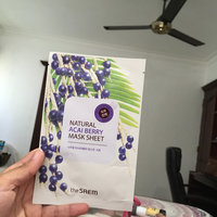 The Saem - Natural Mask Sheet 1pc (20 Flavors) Oatmeal uploaded by Sarasuati D.