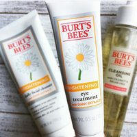 Burt's Bees Brightening Daily Facial Cleanser uploaded by October L.
