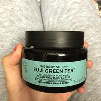 THE BODY SHOP® Fuji Green Tea™ Refreshingly Purifying Cleansing Hair Scrub uploaded by ❄Soňa L.