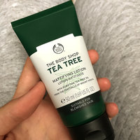 THE BODY SHOP® Tea Tree Mattifying Lotion uploaded by ❄Soňa L.