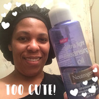 Neutrogena® Ultra Light Cleansing Oil uploaded by Alicia R.