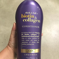 OGX® Biotin & Collagen Conditioner uploaded by Vivian E.