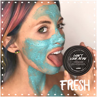 LUSH Don't Look at Me Fresh Face Mask uploaded by Nicole R.