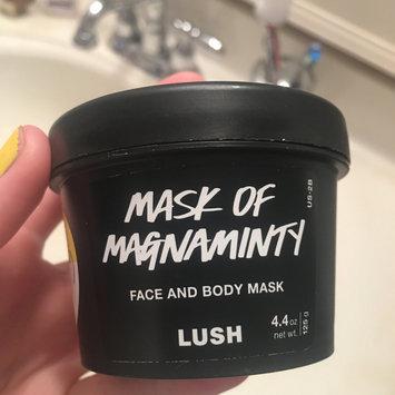 Photo of LUSH Mask of Magnaminty uploaded by Emily M.