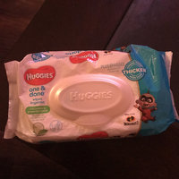 Huggies® One & Done Baby Wipes uploaded by Erika N.