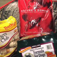 Costco Kirkland Signature Nature's Domain Beef Meal & Sweet Potato Formula Dry Dog Food, 35 Lb uploaded by Zaira G.
