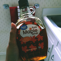 Great Value Pure Maple Syrup uploaded by Kierra D.