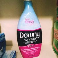 Downy Wrinkle Releaser® Plus Light Fresh Scent uploaded by Kierra D.