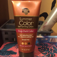 Banana Boat Summer Color Self-Tanning Lotion uploaded by Skyela H.