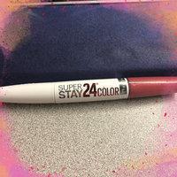 Maybelline SuperStay 24® Liquid Lipstick uploaded by Beth K.