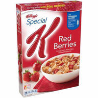 Special K® Kellogg's Red Berries Cereal uploaded by Jenifer S.