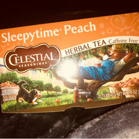 Celestial Seasonings® Sleepytime® Peach Herbal Tea Caffeine Free uploaded by Heather D.