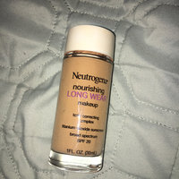 Neutrogena® Nourishing Long Wear Liquid Makeup Broad Spectrum SPF 20 uploaded by Abby B.