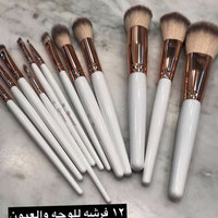 BH Cosmetics: BH Chic - 14 Piece Brush Set with Cosmetic Case uploaded by blogger n.