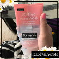 Neutrogena® Oil-Free Acne Wash Pink Grapefruit Foaming Scrub uploaded by Heather F.