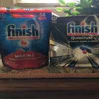 Finish Quantum Dishwasher Detergent Tabs, Ultimate Clean & Shine uploaded by Jill R.